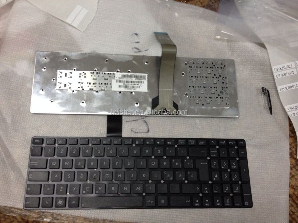 IT/Italian layout laptop keyboard for Asus K55