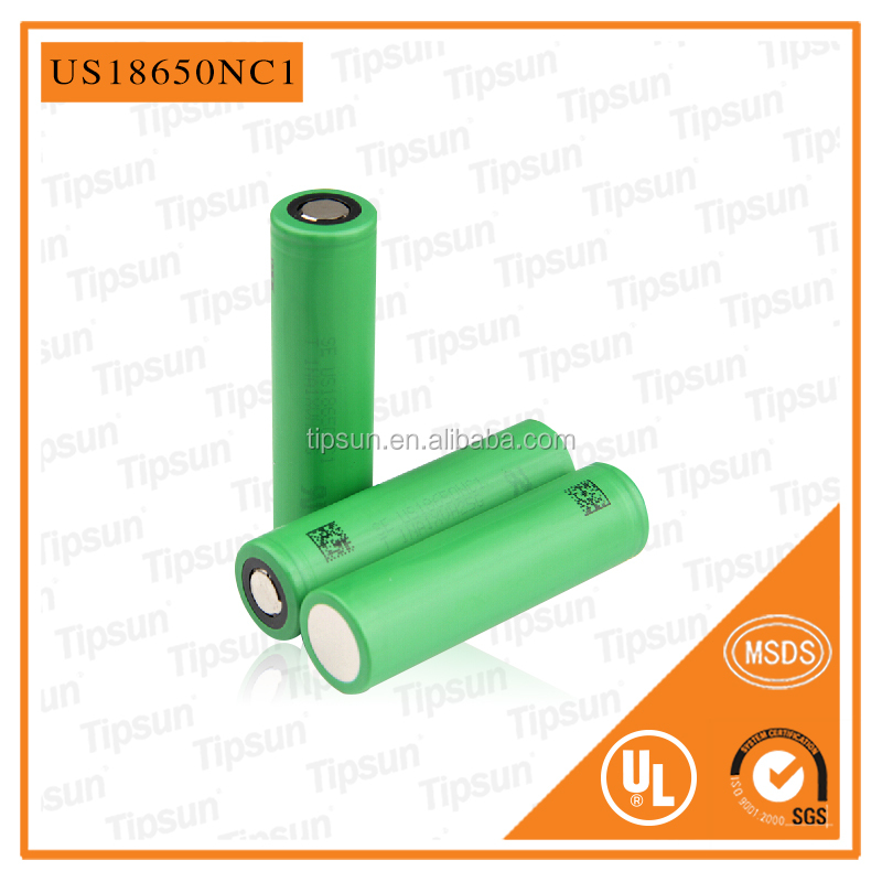 10A Discharge US18650NC1 2900mAh Rechargeable Li-ion Battery for Power Tools