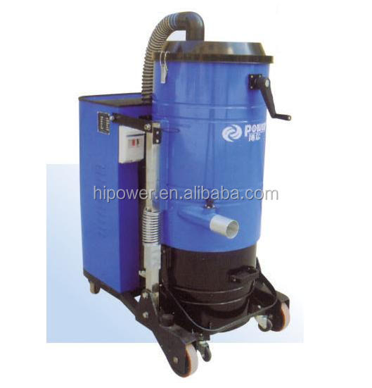 Industrial car vacuum cleaner for concrete grinding for Industrial concrete cleaner