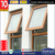 Aluminium Chain Winder Awning Window/Aluminium Top Hung Window