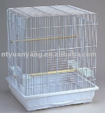 white cage body with white plastic pan hot sale chinchilla cage