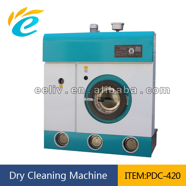 latest style best quality dry cleaning machine price