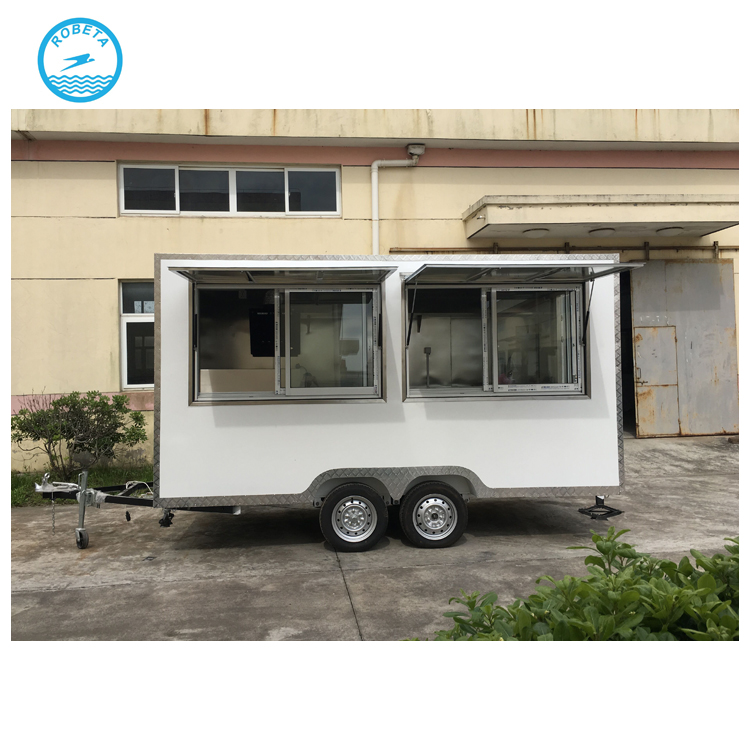 hot sale motorized food cart fast/snack sale food cart/halal food truck