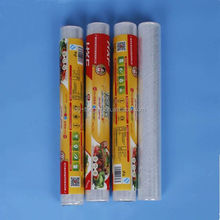 anti-fog fresh clear packaging material pe cling film for agriculture products