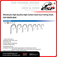 OSP-V8294S BEAK Wholesale High Quality High Carbon Steel Sea Fishing Hook