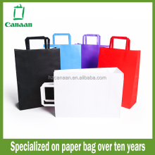 New style low price kraft paper bags canada