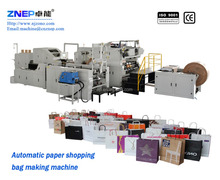 ZD-F450Q Automatic Paper Shopping Bag Making Machine