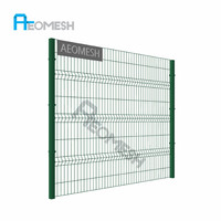 Made in Guangzhou Professional Factory Top Folded Fence