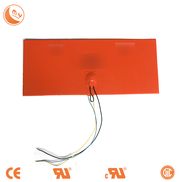 12v low voltage electric water heater flexible silicone heater
