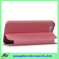 Wholesale custom private label leather phone cases for iphone 5 5S