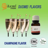 Champagne flavor artificial liquid fragrance concentrated flavor for hookah