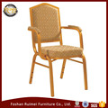 Professional factory metal dining room home uesd design normal chair