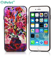 3D Printing PC+TPU style hard back cell phone case for iPhone 6