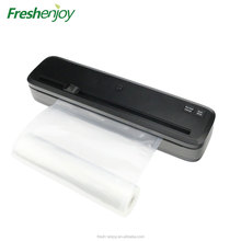 Fresh-enjoy GN-1088 home use vacuum packing machine,small portable home vaccum sealer