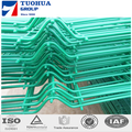 Various Types,Sizes High Strength Curvy Welded Fencing