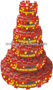 5000 10000 20000 30000 50000 100000 200000 500000 shots chinese red Celebration Firecracker cracker fireworks(751-758)