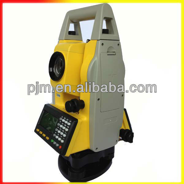 2013 china best selling Survey total station and Accessory PJK PTS120R PTS120 mining surveying equipment