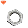 canton fair 113 black malleable iron casting pipe fitting locknuts--SHANXI GOODWLL