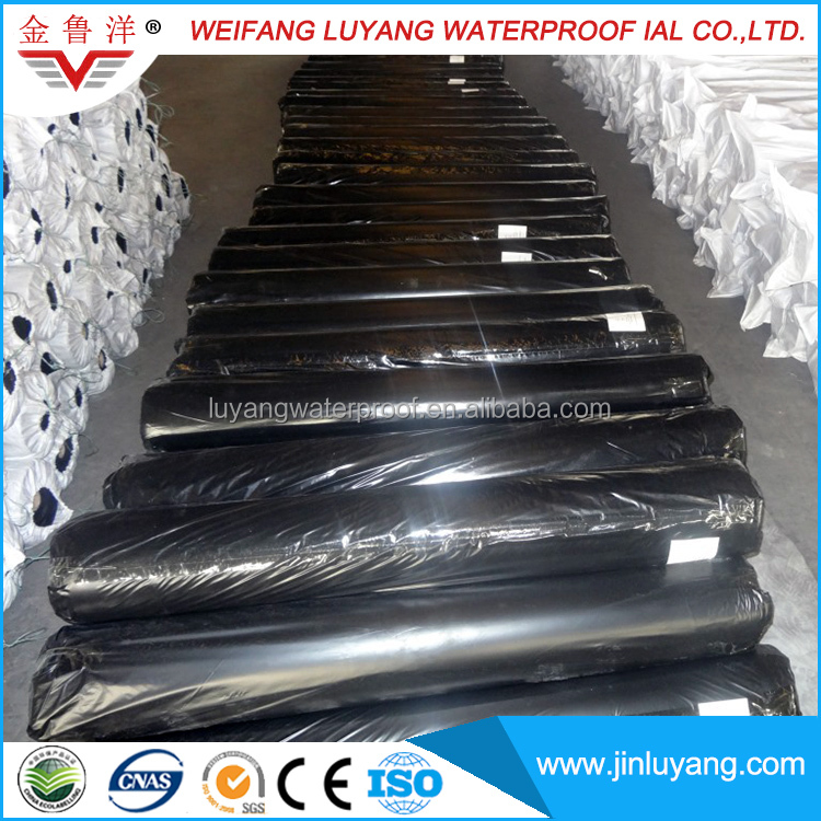EPDM Rubber Waterproof Roofing Membrane Factory Price
