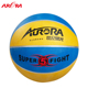 High quality rubber basketball Size 5 custom printed logo ball