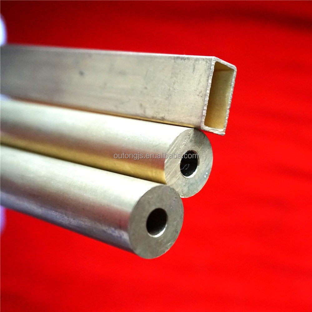 CuZn30 copper alloy pipe or bar which can be customized