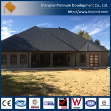 cheap prefabricated steel frame house
