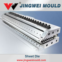 Outdoor Floor Extrusion Mould,WPC Extrusion Mold