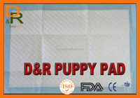 China super absorbent puppy pad for training