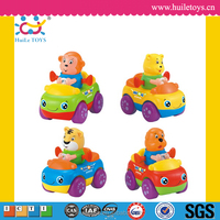 Hot Selling Huile Baby Friction Truck Toys 356B
