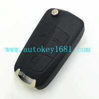 ms car remote flip key 433mhz 3button for chevrolet captiva