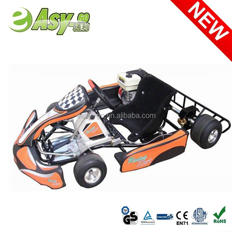 Hot selling 200cc/270cc 4 wheel racing f1 go kart with plastic safety bumper pass CE certificate