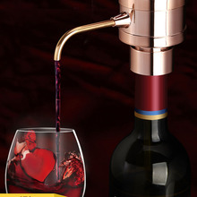 High-end Electronic 2017 Bar Accessories Products Electric Wine Dispenser Spirit Aerator