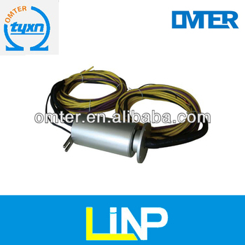 SRT2087 through bore slip ring