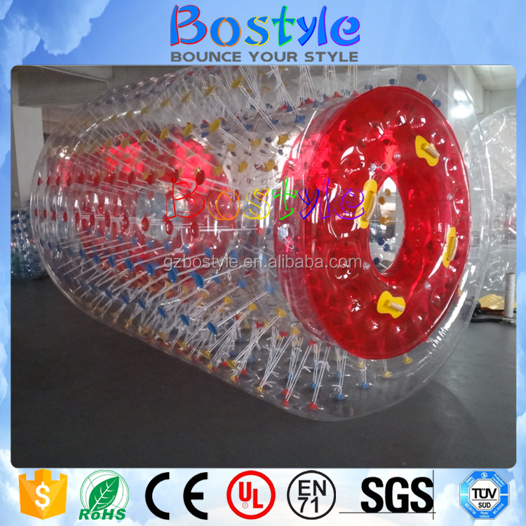 Most populr toys inflatable floating water roller ball walking ball for sale