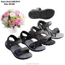 new men sandals, leather arabic sandals men in white color