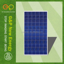 59KW 295W high standard flexible photovoltaic solar for batteries in china and top quality with lower price