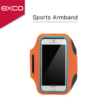 EXCO running customized soccer captain armband case for mobile phone
