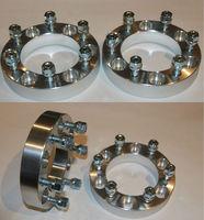 Forged Dubai Aluminium wheel spacer 6x139.7 32mm Nissan Patrol GQ GU Toyota Landcruiser