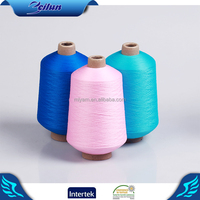 50D/18F/2 soft hand feel sport weight baby yarn for knitting and socks