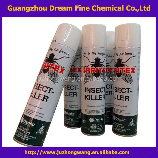 Best quality /Top selling flying and crawling insecticide for Africa market