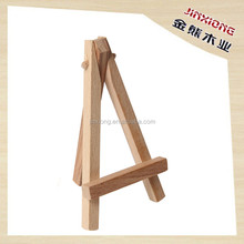 mini easel wood 7 x 12 cm painting canvas art craft table stand