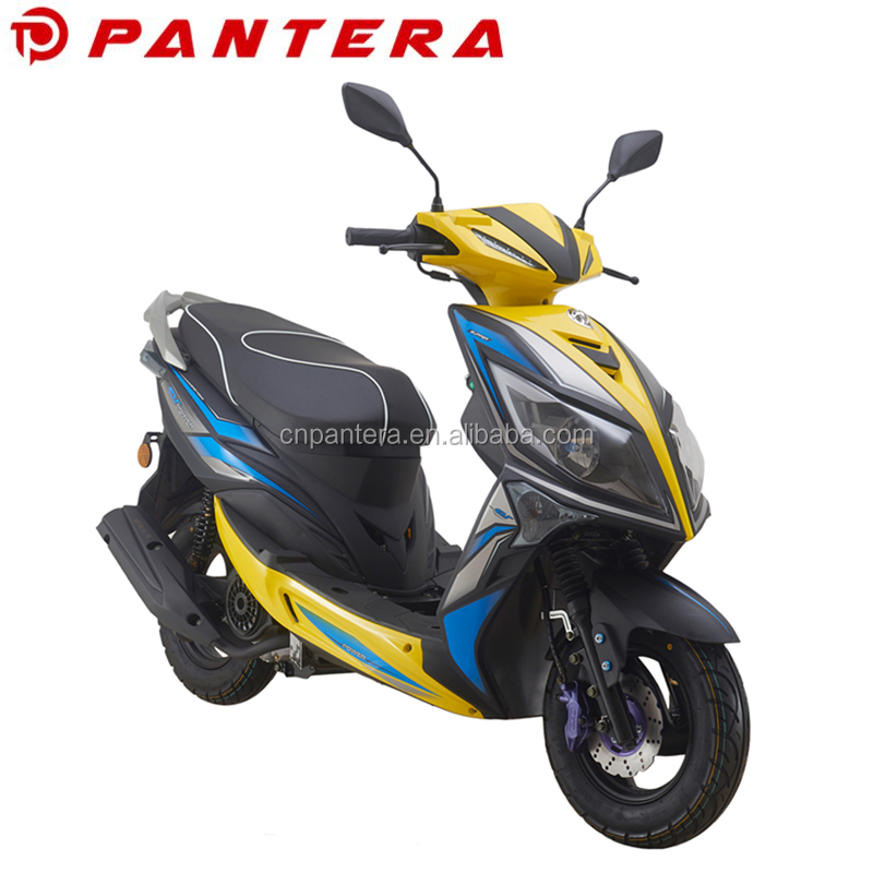 Wholesale Automatic Motor 4 Stroke Disc Brake Petrol Scooter 49cc