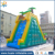 exciting High Coconut trees Adult Inflatable Trippo Water Slide/ Inflatable Coconut trees slide