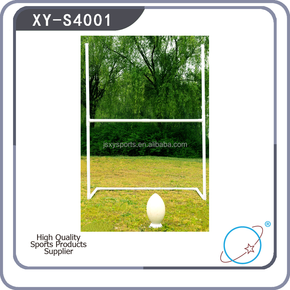 XY-S4001 Portable Kids Backyard Inflatable Soccer Rugby Goal Post