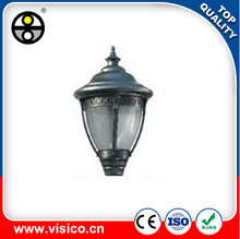 China factory price aluminum outdoor garden post light