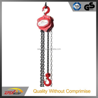 Vital manual pulley lever block chain hoist with CE/GS certificates