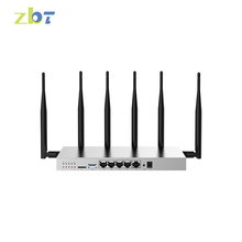 Hotsale High Power Wireless Router AC1200 Dual Band 802.11AC WiFi Range Extender