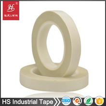 Strapping Insulation Silicone Adhesive Double Side Glass Cloth Tape