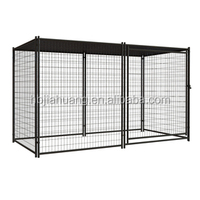 High quality low price jiahuang wholesale stainless steel dog cage pet cage