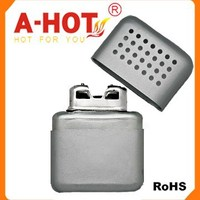 PROMOTION GIFT PORTABLE HAND WARMERS PW-07 SILVER
